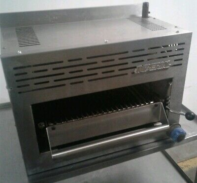 Imperial Isb-24 Commercial Kitchen Salamander Broiler. Natural Gas. Table Top