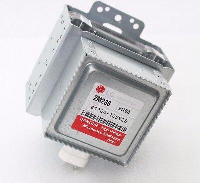 Original Replacement LG 2M286 21TBG Magnetron FROM LMC0975ST LMC0975SW Microwave