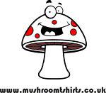mushroom t shirts