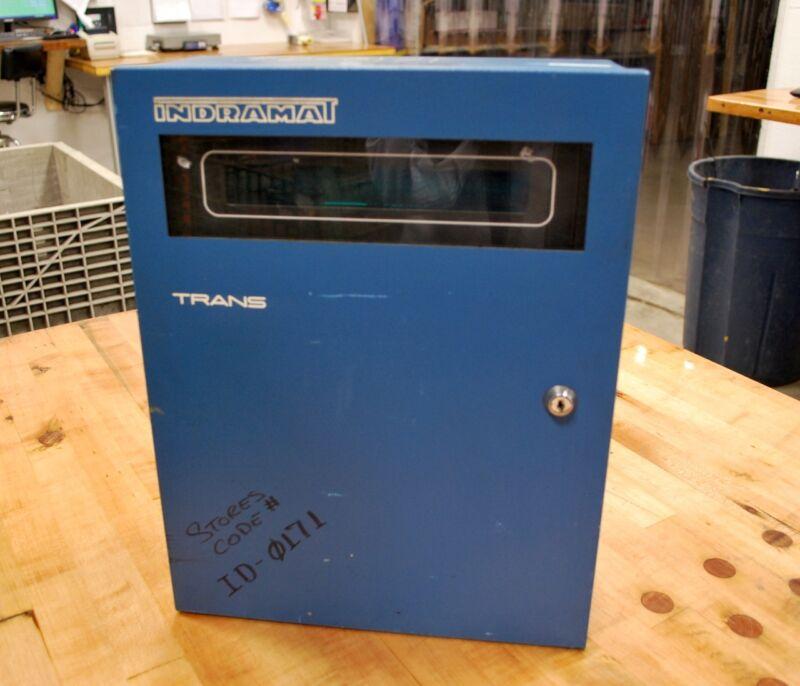 Indramat Trans-01.7, Operator Interface. No Key, Door Locked - Trans017 - USED