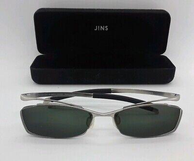 Jins Prescribed Eyeglasses MTN-16s-110a 96 56x17x131 Used Mint Condition (Prescribed Eyeglasses)