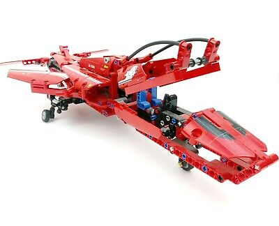 LEGO TECHNIC 9394 Jet Plane Used