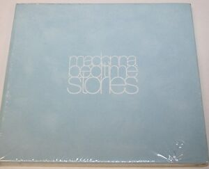 MADONNA-Bedtime-Stories-RARE-BLUE-VELVET-DIGIPAK-1995-US-PROMO-NEW