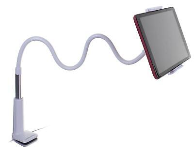 84cm Gooseneck Tablet Mount Stand for ipad, Samsung & Android Tablets & Phones