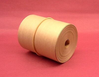 1-roll 3.00 X 50 Gummed Reinforced Paper Tape. Kraft Shipping Packaging