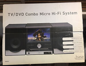 TV/DVD Combo Micro Hi-Fi System Adelaide CBD Adelaide City Preview