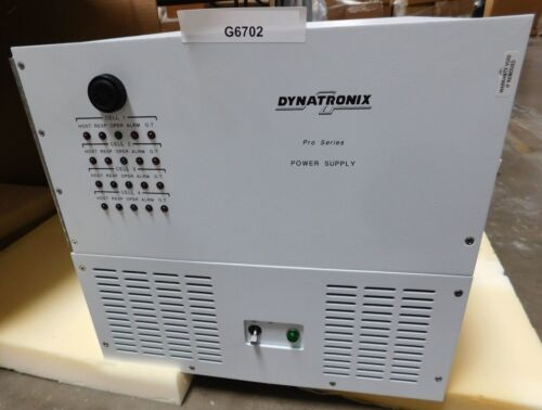 Dynatronix 990-0229-410 Pro Series Power Supply, Model Pmc-104/1-5 New