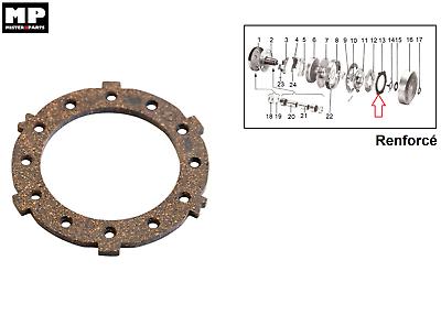 Mp 1 Disque d' embrayage renforce cyclo Peugeot 101 102 103 sp/mvl/vogue 104 105