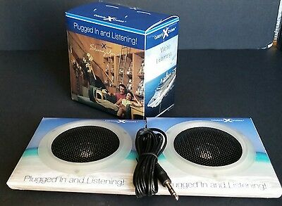 Celebrity Cruises   A Promo  Set Of Speakers   In Box