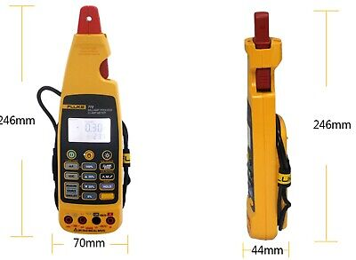 Brand New Fluke 773 Milliamp Process Clamp Meter With Soft Case F773 F-773