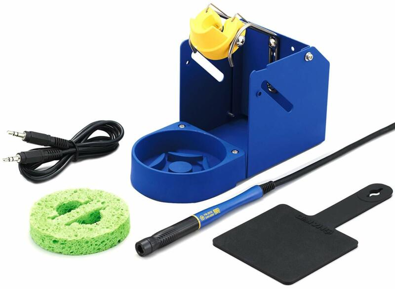 HAKKO FM2032 Micro Soldering Iron Conversion Kit Blue Japan Import With Tracking