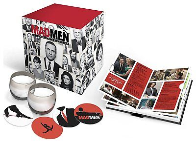 Mad Men  The Complete Collection  Blu Ray   Digital Hd  New Dvd  Ships Fast