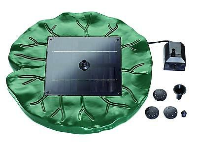 Pontec PondoSolar Lily Floating SOLAR fountain - Acres Aquatics