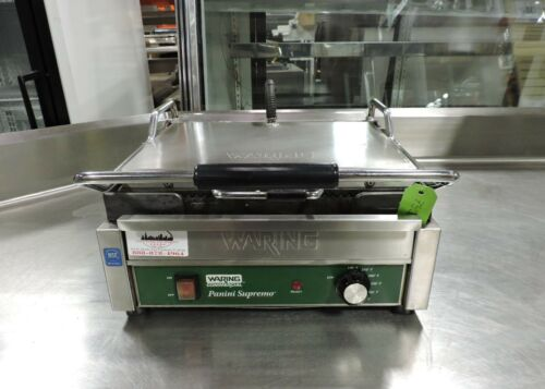 Waring WPG250 Commercial Italian-Style Panini Grill