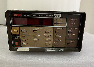 Keithley Model 617 Programmable Electrometer
