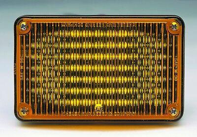 Whelen 400 Series Led Turn Light Amber 40a00aar - 24v