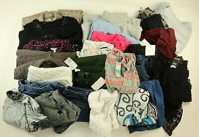 WOMEN Clothes Bundle 9.5  kilos 35 items Wholesale Joblot