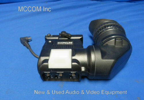 "Hitachi VF-402 2"" B&W ENG Viewfinder for ZHD5500, ZHD5000,SKHD1800 Studio Camera"