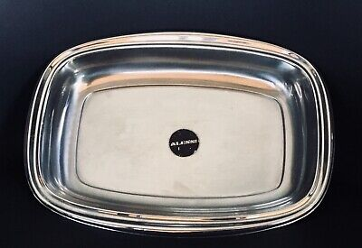 Alessi , stainless steel, tray
