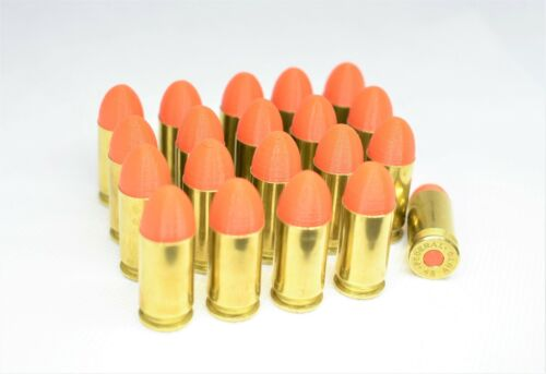 .45 ACP Brass Snap Caps Dummy Rounds Safety Firearms Training 45 Auto