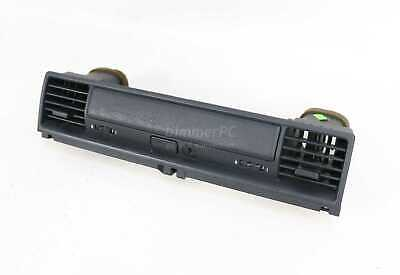 BMW E36 3-Series Black Glove Box Latch Fresh Air Vents Trim Panel 1994-1999 OEM