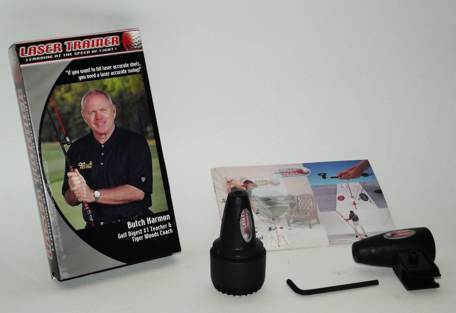 Laser Golf Swing Trainer -