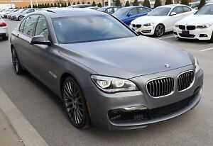 2015 BMW 750I Li xDrive INDIVIDUAL COLLECTION WITH M SPORT