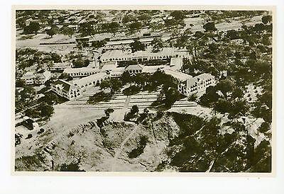 Victoria Falls Hotel—Aerial View—Southern Rhodesia Antique Zambia 1940s