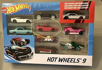 2020 Hot Wheels Red Custom Acura Integra ERROR No Side Tampo