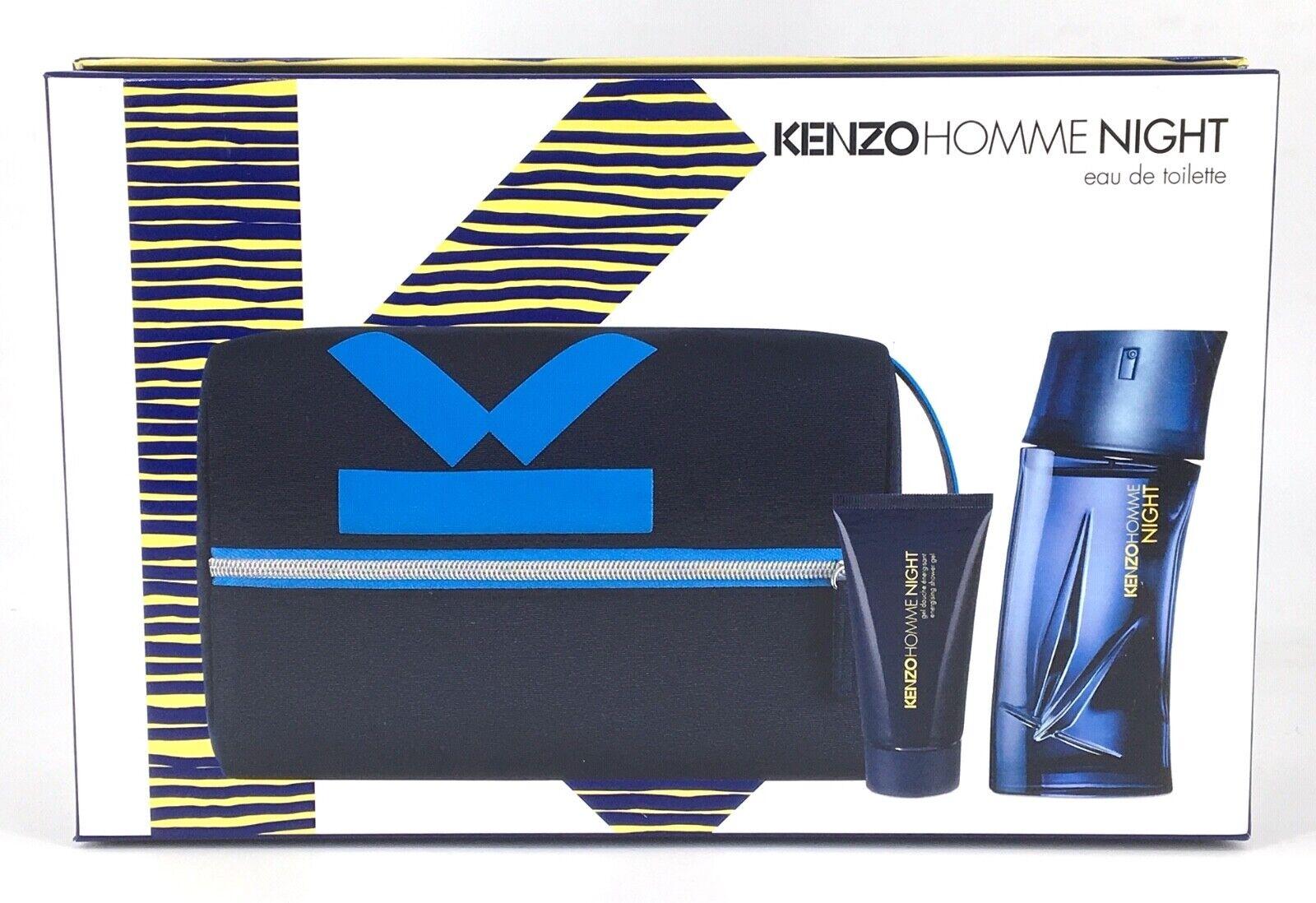 Kenzo Homme Night SET 100ml EDT + 50ml Duschgel