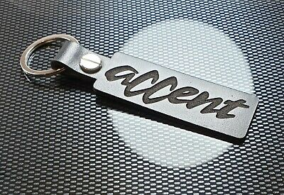Hyundai Accent Cuero Llavero LC X3 Mc O