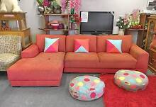 DELIVERY TODAY COMFORTABLE L SHAPE lounge corner sofa QUICK SALE Belmont Belmont Area Preview
