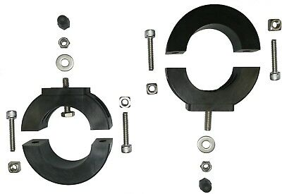 Roll bar roll cage mounting clamps for UTV side by side 1.62 inch/41.2mm/1 (Utv Roll Bar)