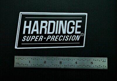 Sticker Tool Box Toolbox Cnc Machine Machinist Sticker Decal Hardinge
