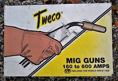 Tweco Smoke Master Smoke Extraction Mig Welding Gun Torch New Nos