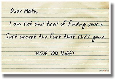 Move on Math - NEW Humorous Classroom ...