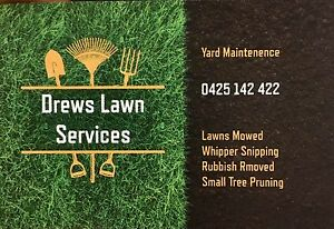 Cheap lawn mowing Brassall Ipswich City Preview