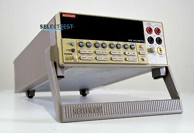 Keithley 2010 Bench Multimeter 7.5 Digits Low Noise Look Ref. 594g