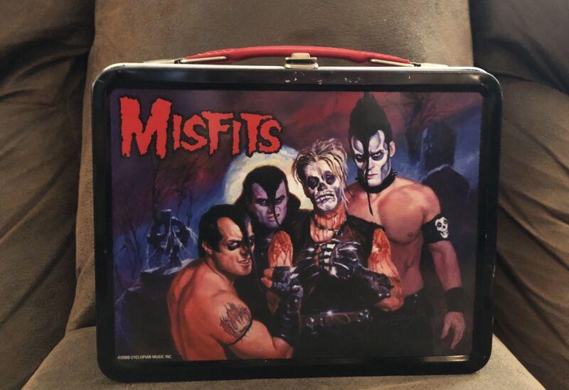 Misfits Lunchbox 2000