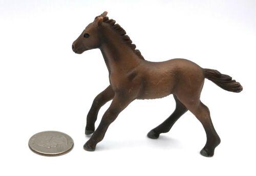 Schleich CAMARGUE FOAL Colt Baby Horse - Animal Figure Retired 2011