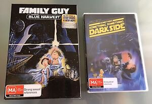 Family Guy Star Wars Dvds - special boxset Auchenflower Brisbane North West Preview