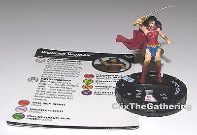 WONDER WOMAN #001 #1 Wonder Woman DC HeroClix