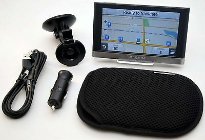 Garmin Nuvi 2597Lmt Car Gps 5 Inch Bluetooth Portable Usa Canada Lifetime Maps