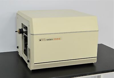 Varian Saturn 3 Gcms Mass Spectrometer Vocs Gas Chromatography