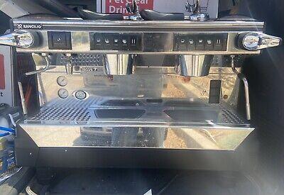 Rancilio Classe7 Semi Automatic Espresso Machine