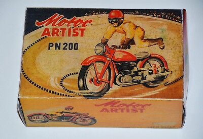 Reprobox für den Niedermeier Motor Artist PN 200