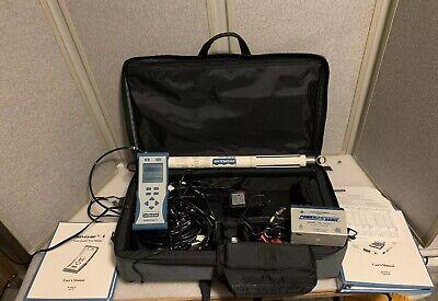 Hydrolab Minisonde Water Quality Multiprobe Sonde Probe Surveyor 4 Data Display