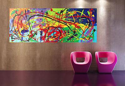 Bilder Abstrakt 146 PICTURE MODERN DESIGN ACRYL GEMÄLDE MALEREI VON MICHA ;)