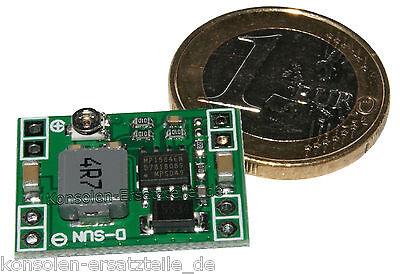 Mini Step down DC Spannungs-Schaltregler MP1584 EN einstellbar 0,8V-20V / 3A max Schaltregler
