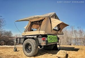 Rent this overland trailer